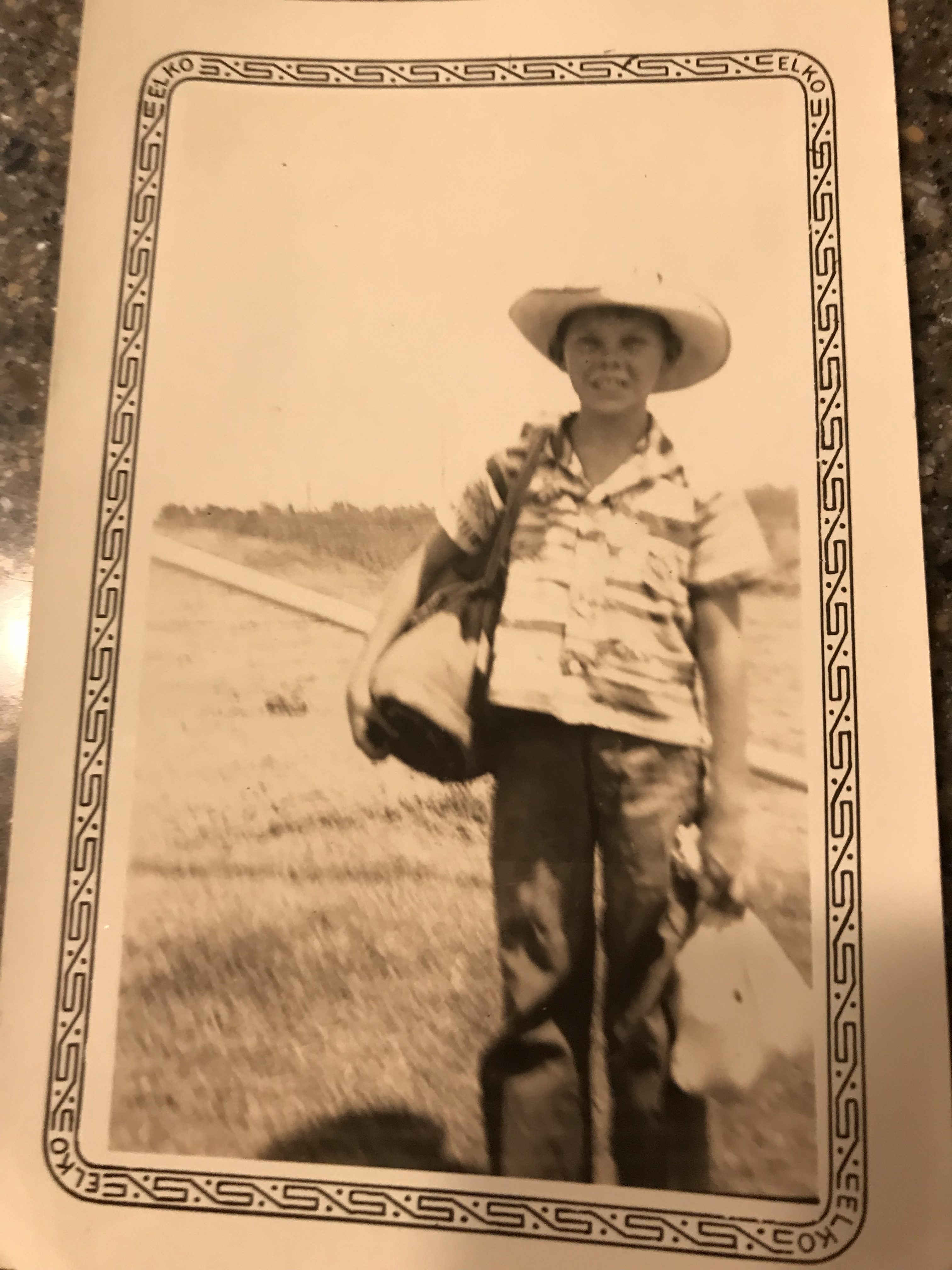 Leisure in The Great Depression: Fishing - Dirt Poor