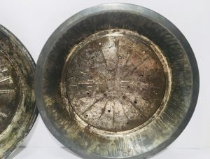 Picture of pie pans